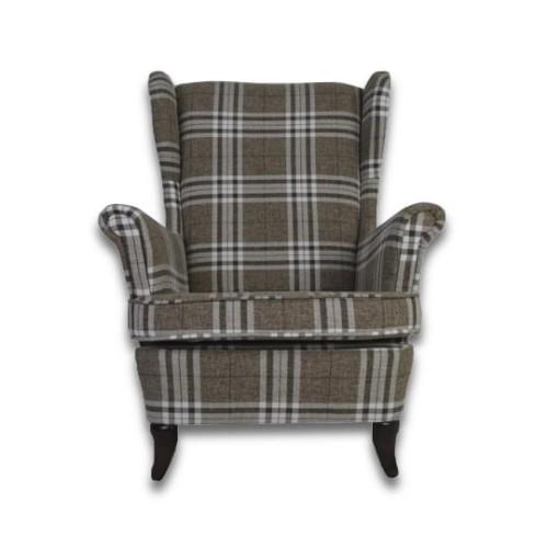 Fotel Uszak 36 W Kratkę